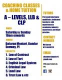 PKS Law Tutors
