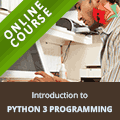 Introduction to Python 3 Programming