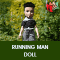 Exclusive Classroom Training On Running Man Doll