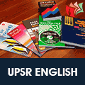 Exclusive Classroom Training On UPSR English