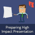 Classroom Training On Preparing High Impact Presentation