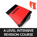 A Level Intensive Revision Course