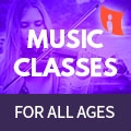 Music Classes for All Ages